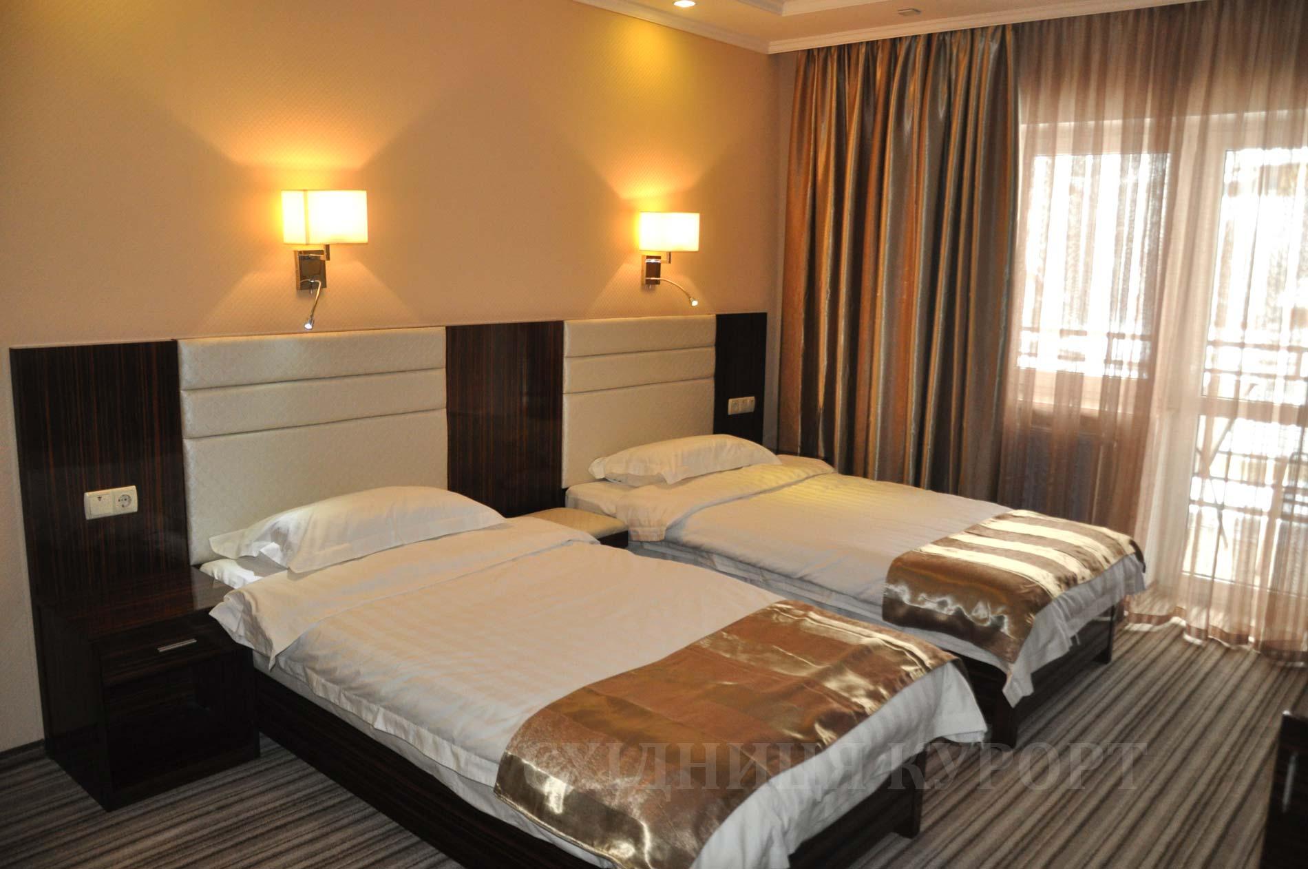 стандарт отель Фортуна Сходница
