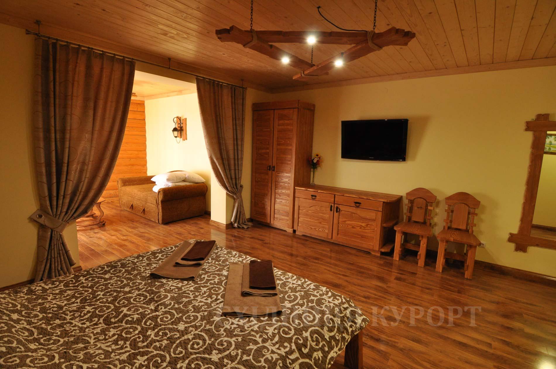 люкс готель Даярта Східниця