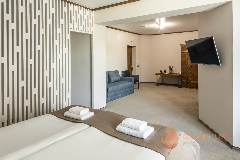 люкс готель Осоння Карпат